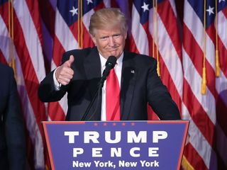 Trump condemns recent neo-Nazi activity