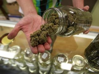 How will new administration affect marijuana?