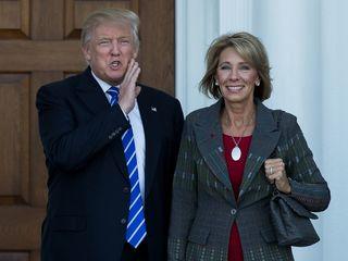 Meet the next secretary of education