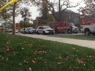 All clear at Ohio State after active shooter