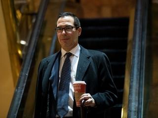 Trump likely to nominate Mnuchin for treasury