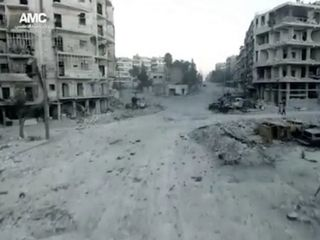Cease-fire in Aleppo seems to have been broken