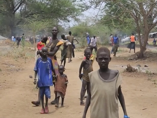 South Sudan is on the brink of a genocide