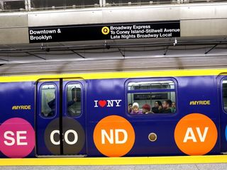 NYC's new subway line is finally open