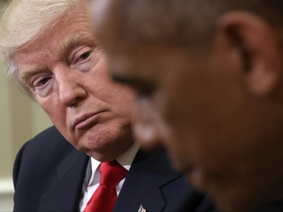 Obama told Trump to trust intelligence community