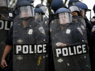 Many US police say their jobs are now harder