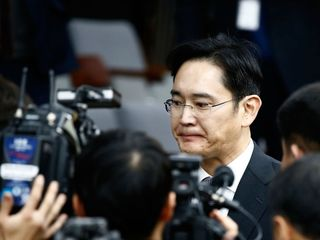 Samsung heir under bribery investigation