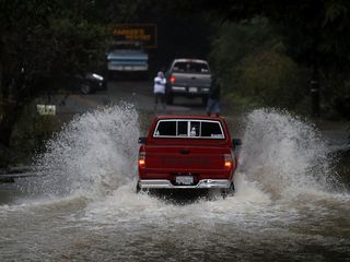 Wet winter brings drought relief to California