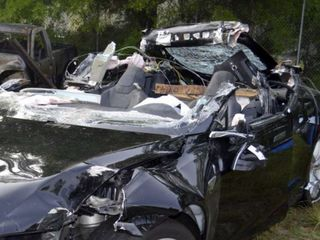 No autopilot defect found in fatal Tesla crash