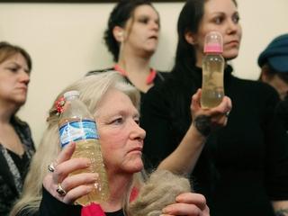 Lead levels in Flint's water finally going down