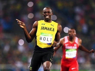 Teammate causes Usain Bolt to lose Olympic medal