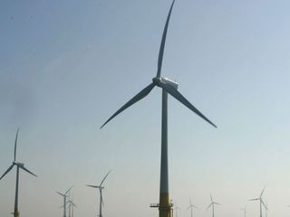 Xcel opens wind farm on Eastern Plains