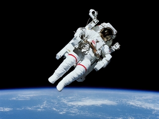 How spacesuits evolved from clunky to cool