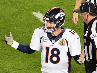 Manning inducted into Colo. Sports Hall of Fame