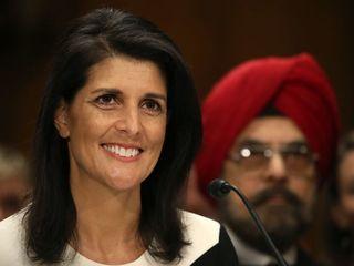 Haley warns UN: 'We're taking names'