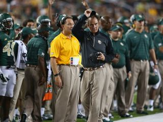 Baylor sued again over football rape scandal