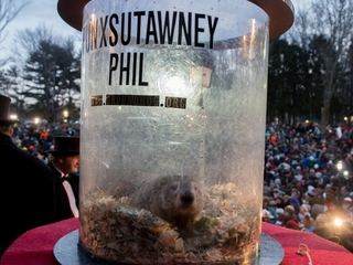 2017 Groundhog Day prediction might be wrong
