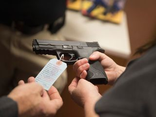 House votes to repeal gun background check rule