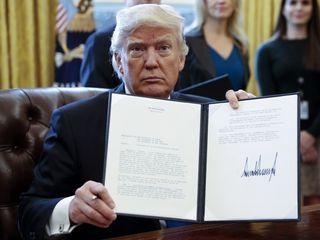 Seattle judge freezes Trump's immigration ban