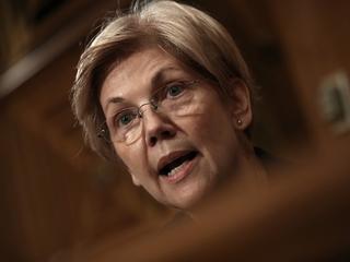 Senate formally silences Elizabeth Warren