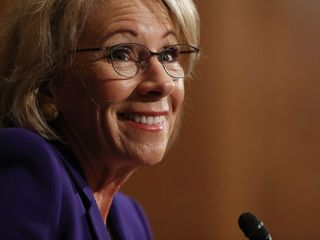 Betsy DeVos wants charter schools and vouchers