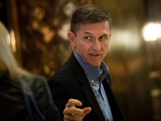 Trump 'evaluating' Flynn's talks with Russia