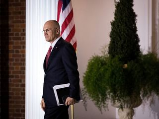 Labor secretary nominee withdraws