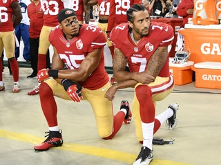 Kaepernick might end national anthem protest