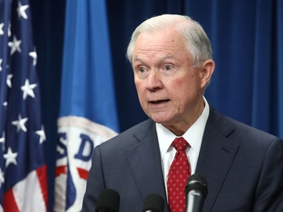 Sessions says he met with Kislyak as senator