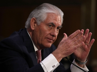 Tillerson won't make Keystone Pipeline decisions
