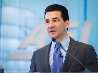 Trump says Scott Gottlieb is his FDA nominee