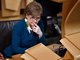 Scotland leader calls for new independence vote