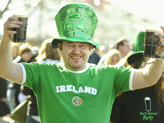 Thousands celebrate St. Patrick's Day in Charlotte
