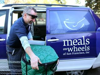 Meals on Wheels gifts spike after budget scare