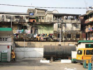 Lagos, Nigeria, is facing a major water crisis