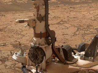 Why NASA's Mars rover has barely moved