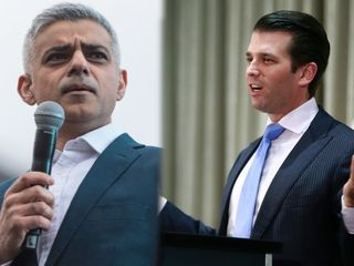 Trump Jr. bashes London mayor in Tweet