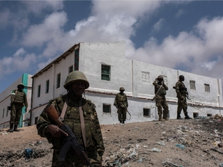Trump signs off on more airstrikes in Somalia