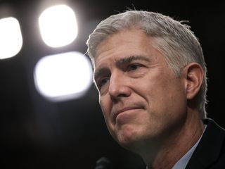 With vote looming, Gorsuch accused of plagiarism