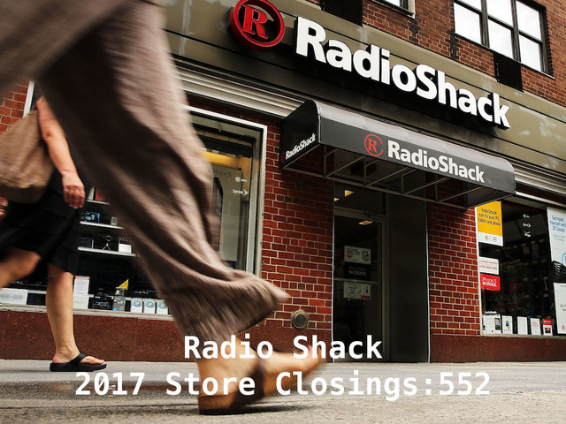 703fa7ba4b4e3 18 major retailers closing stores in 2017 - Gallery ...