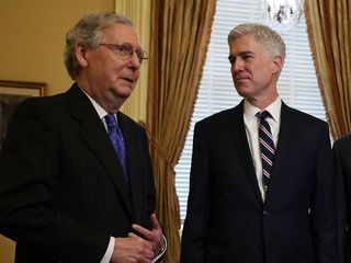 GOP invokes nuclear option in Gorsuch nomination