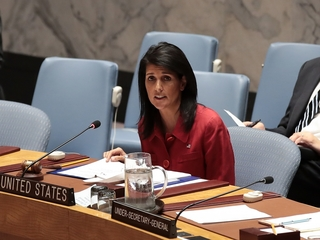 Haley: US is 'prepared to do more' about Syria