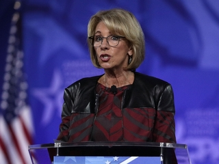 Secretary DeVos gets pricey protection