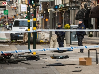 Stockholm truck attack suspect admits guilt