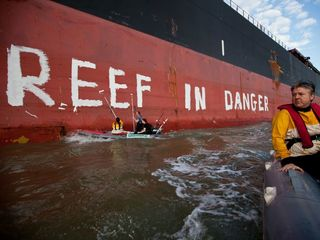Coral reef loss could cost Australia $750M