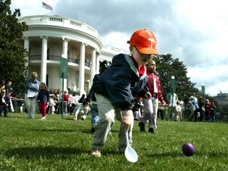 History of the White House Easter Egg Roll