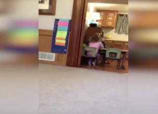 Daycare incident caught on video leads to arrest