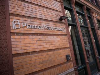 Trump opens door to defunding Planned Parenthood