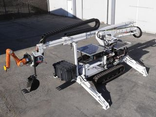 Future construction sites will be full of robots