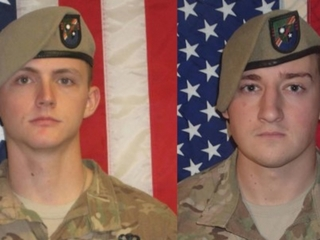 Friendly fire may have killed 2 US soldiers